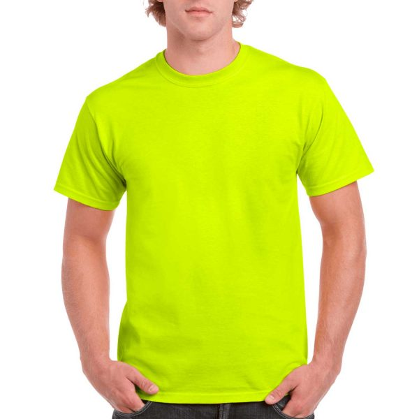 Safety t-shirt yellow