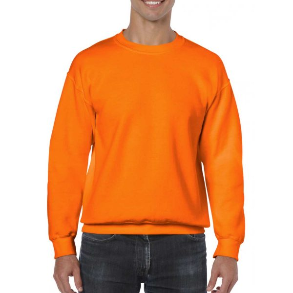 Safety Sweatshirt Orange