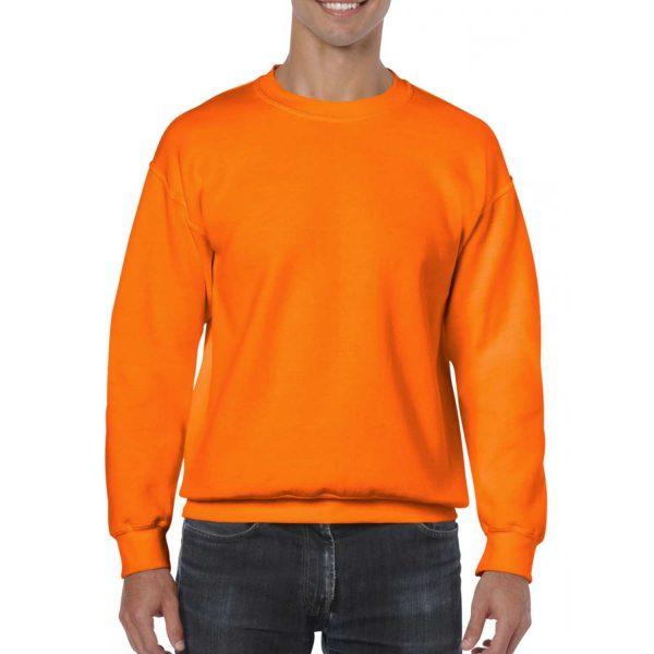 Safety Sweatshirt Orange